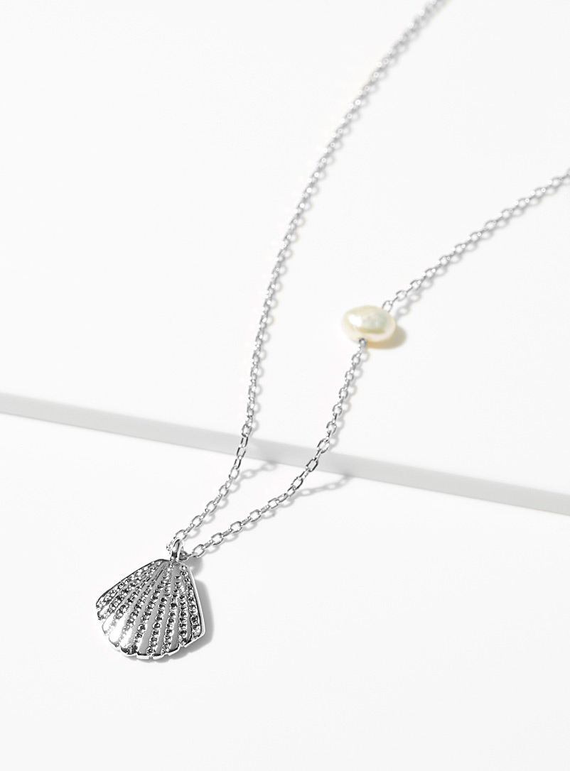 Simons Assorted Sea treasure necklace for women