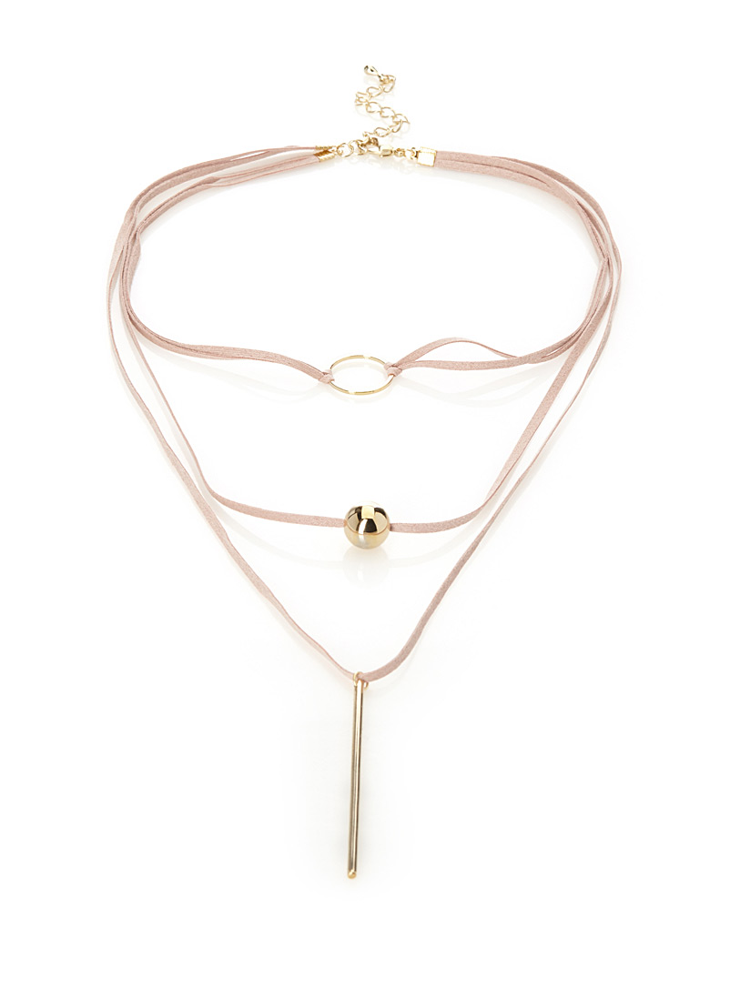 three-charm-choker