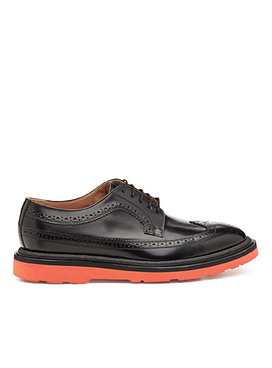 Grand brogue shoes