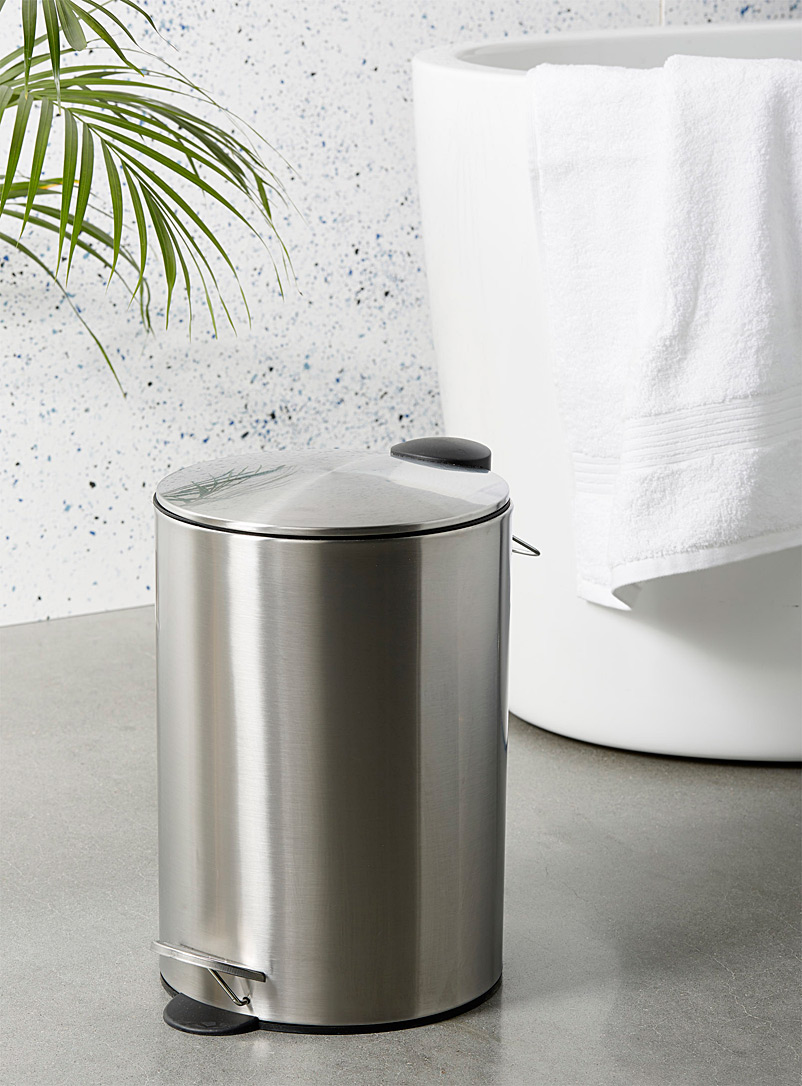 Simons Maison Assorted Metallic soft-close bin