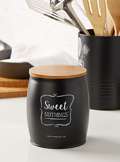 Sweet Nothings canister