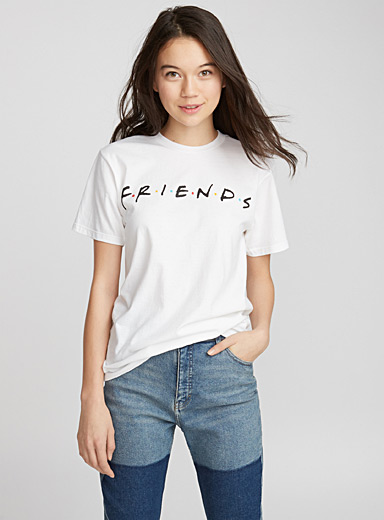 Le tee-shirt Friends