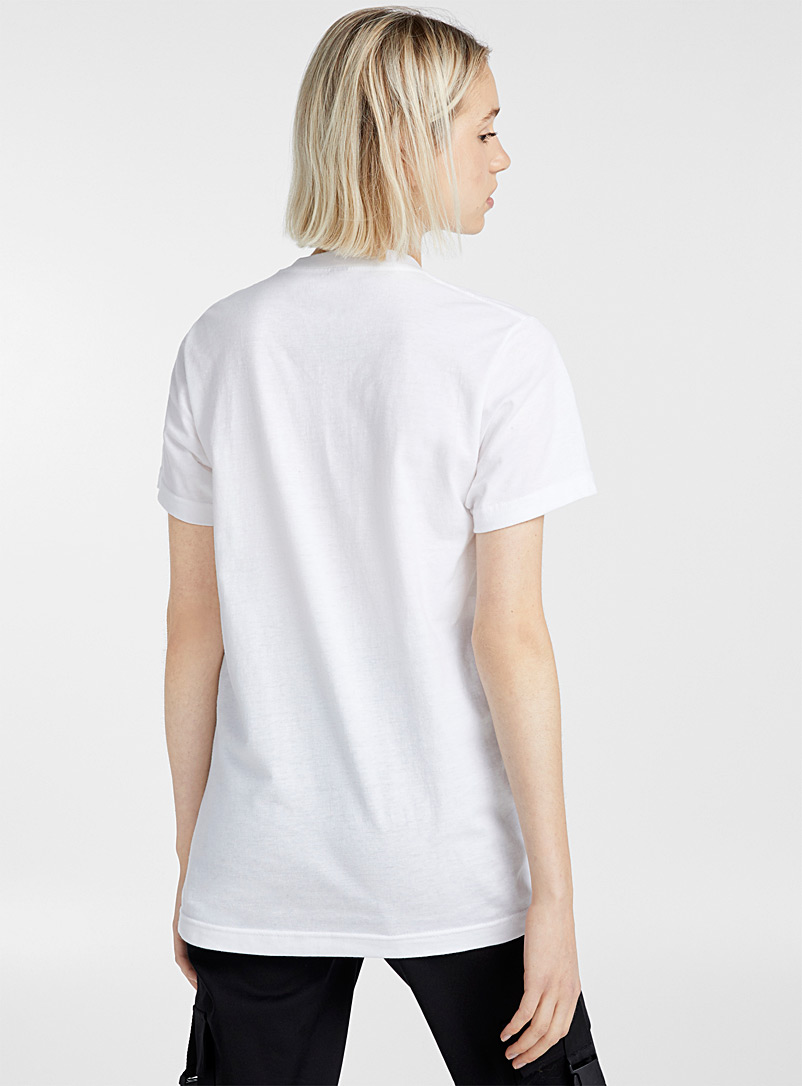 Twik White Michael Scott tee for women