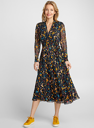 Vivienne wildflower dress