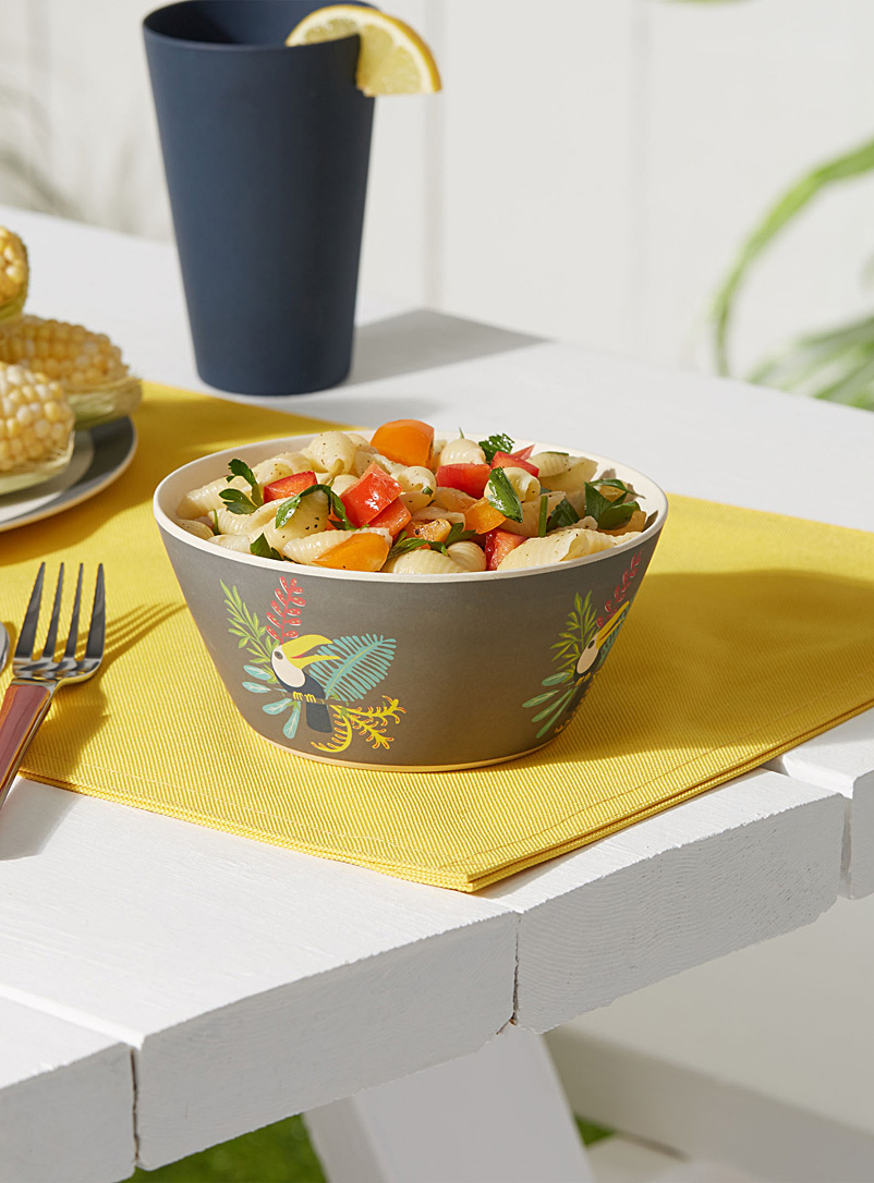 Simons Maison Assorted Toucans small bowl