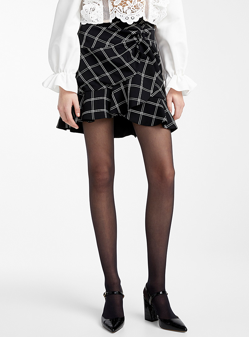 windowpane-skirt