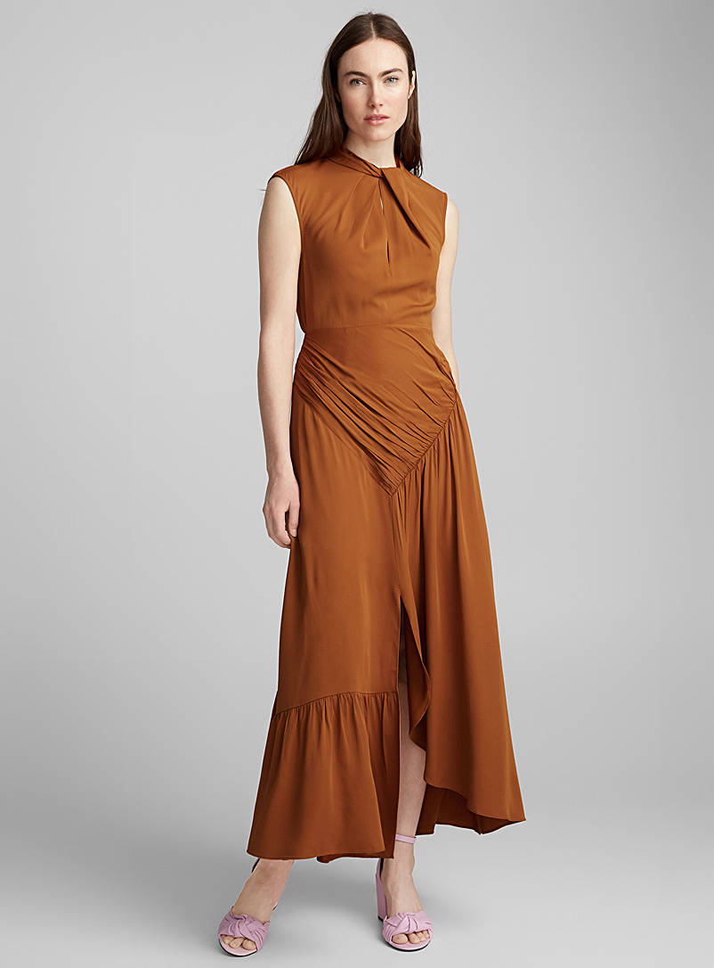 twist-neck-dress