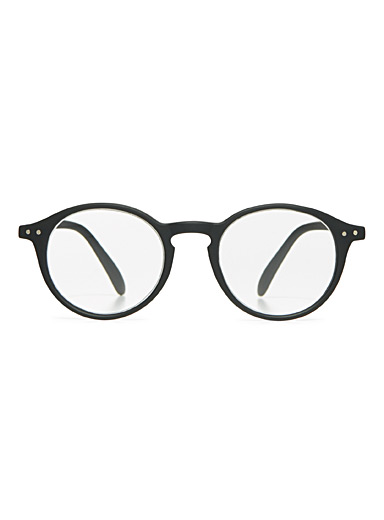 D reading glasses