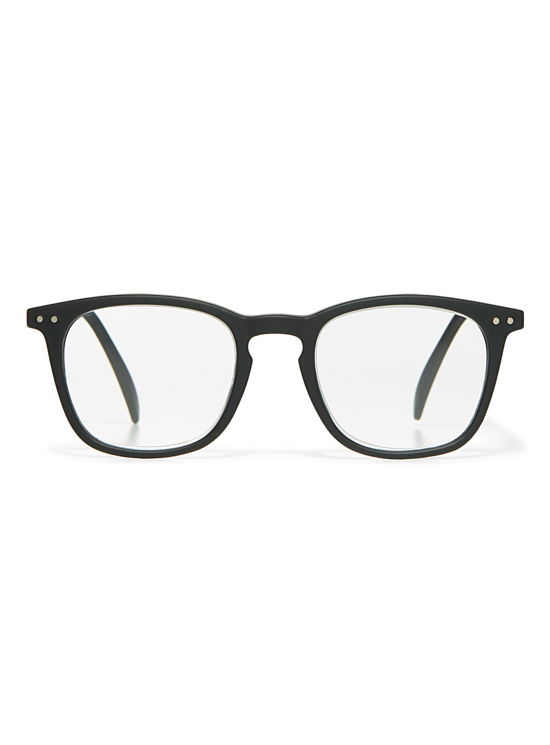 Letmesee E reading glasses - Reading Glasses - Black