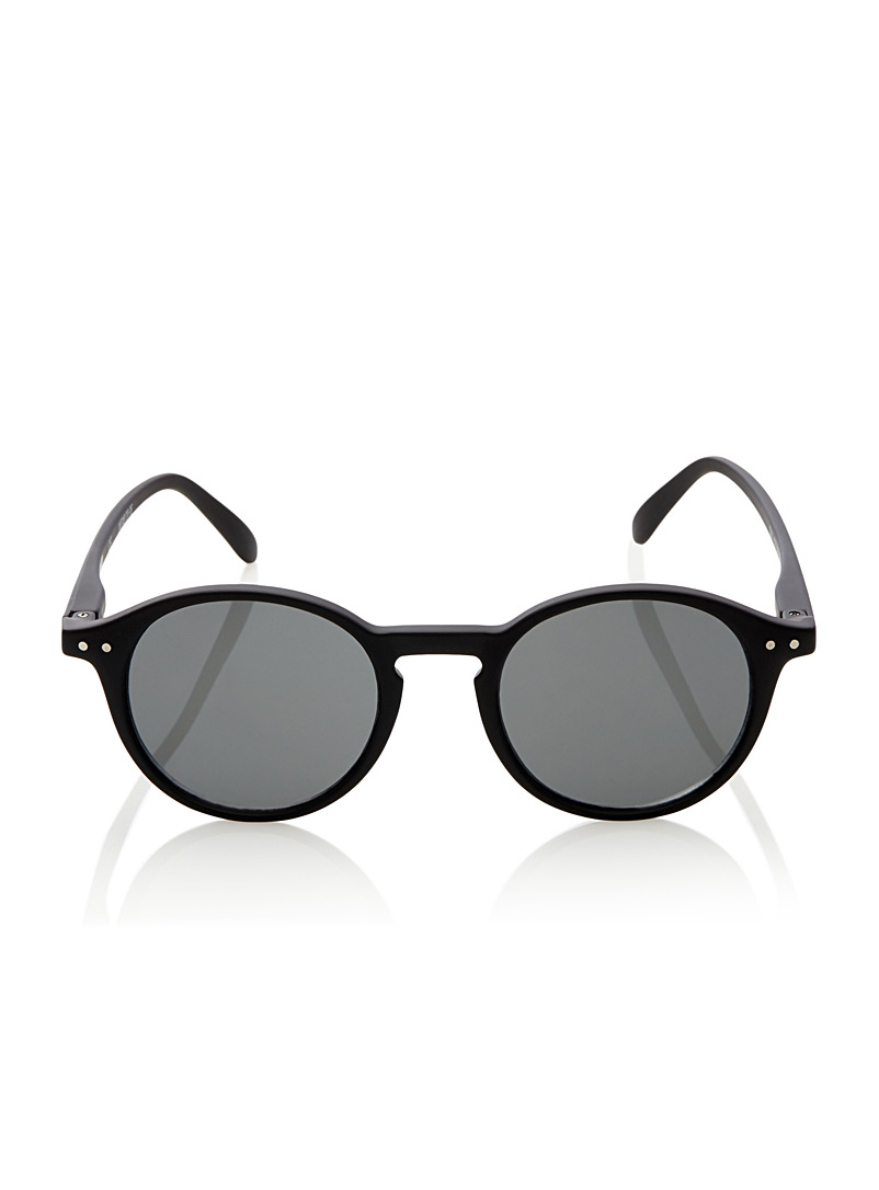 D sunglasses - Designer - Black