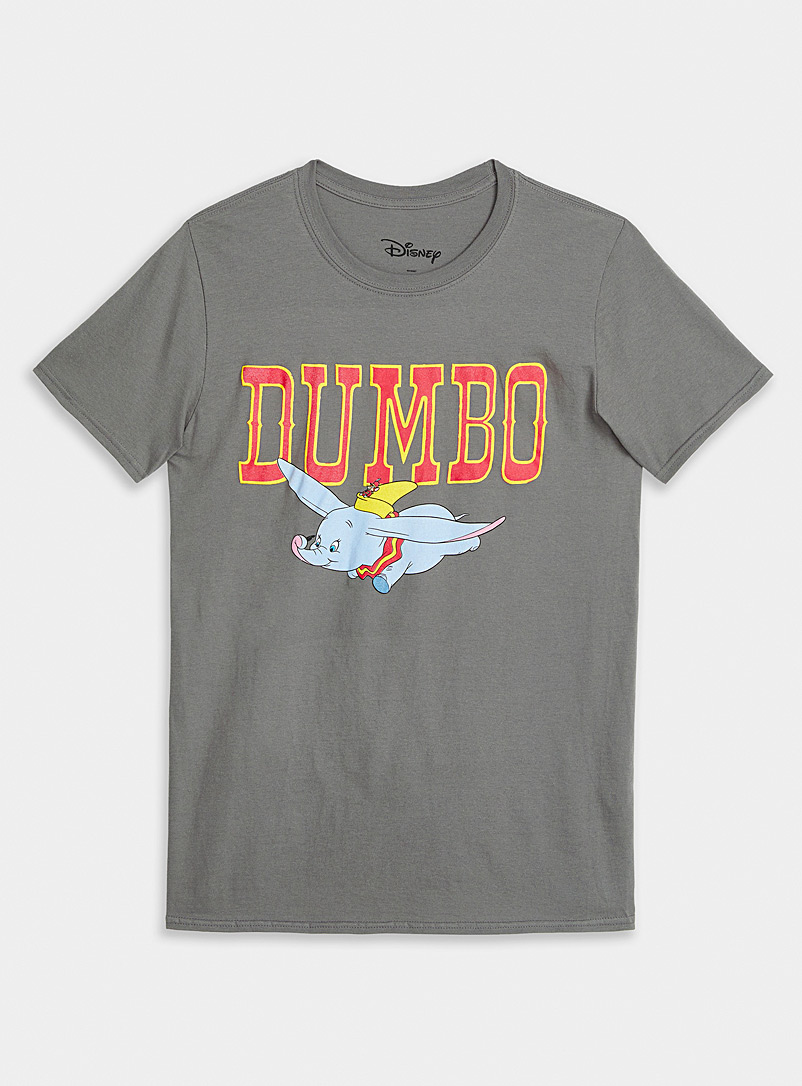 Twik Grey Dumbo tee for women