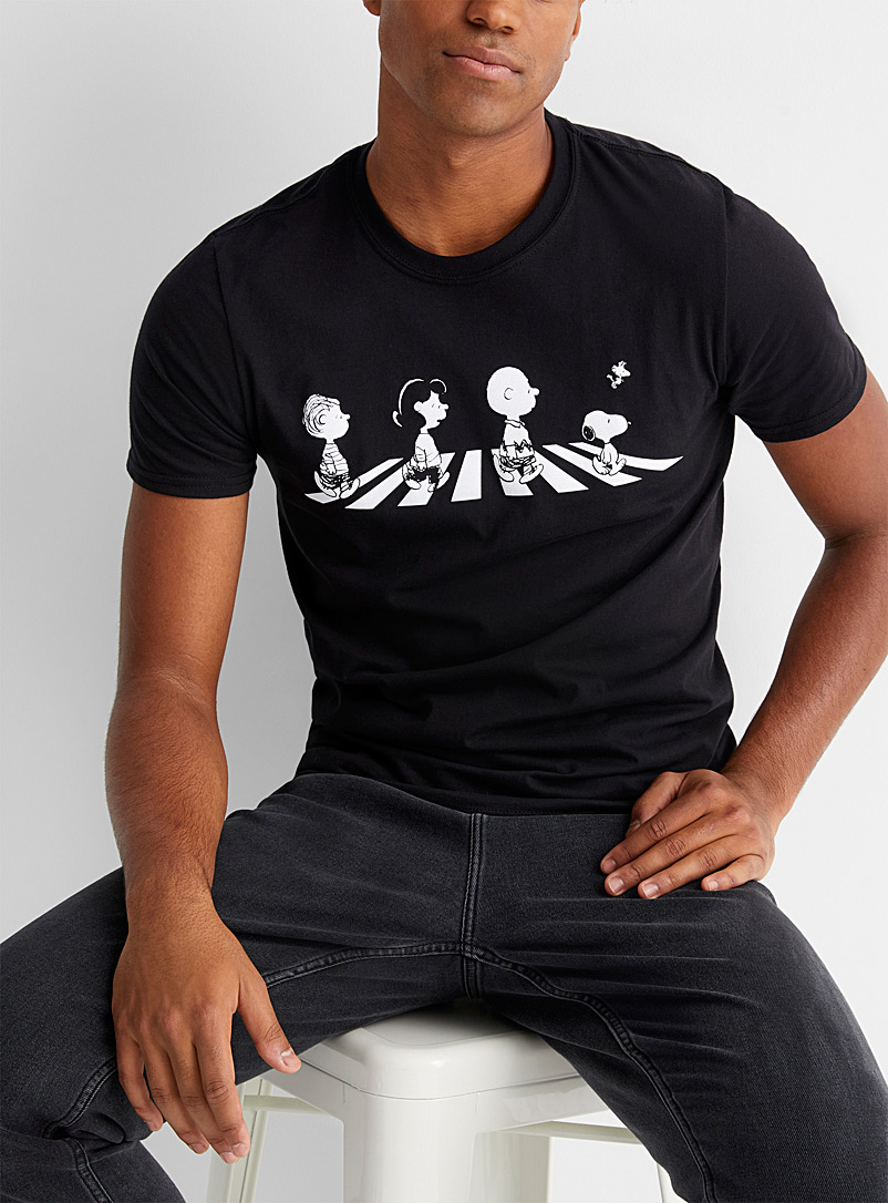 Charlie and the gang T-shirt