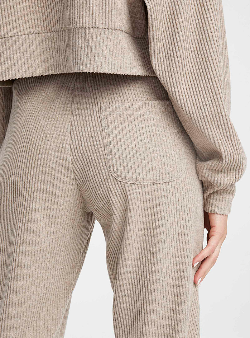Alo yoga Sand Muse soft ribbed joggers for error