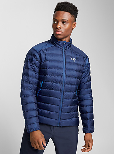 Cerium LT quilted jacket <br>Fitted style