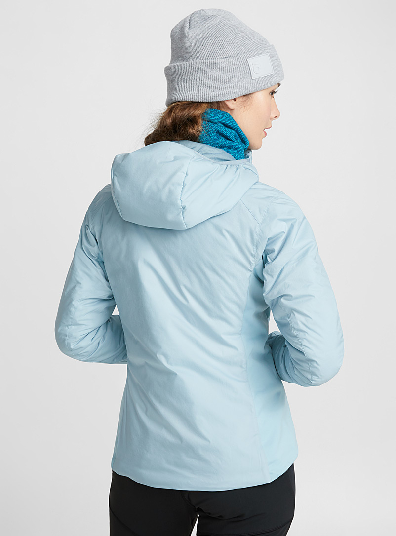 Atom LT hooded jacket  Fitted style - Jackets & vests - Baby Blue
