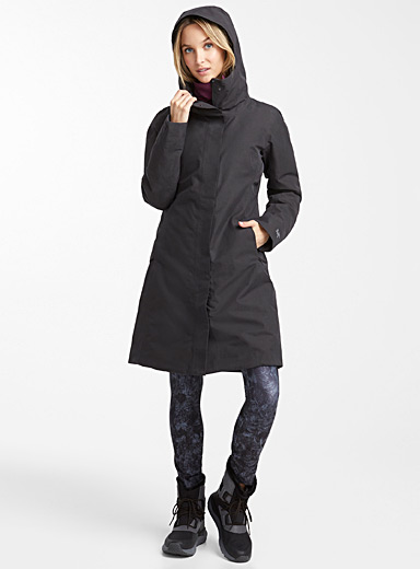 Patera long parka <br>Regular fit