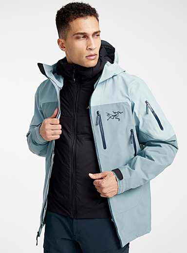 Sabre LT shell coat <br>Regular fit