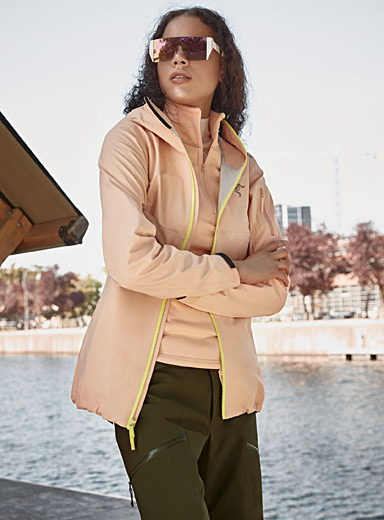 Le blouson coquille Sentinel <br>Coupe ample