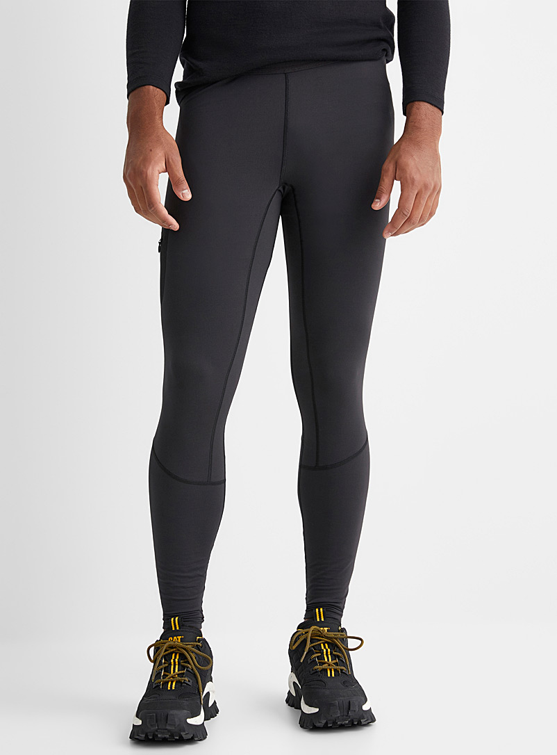 Arc'teryx Black Rho LT legging for men