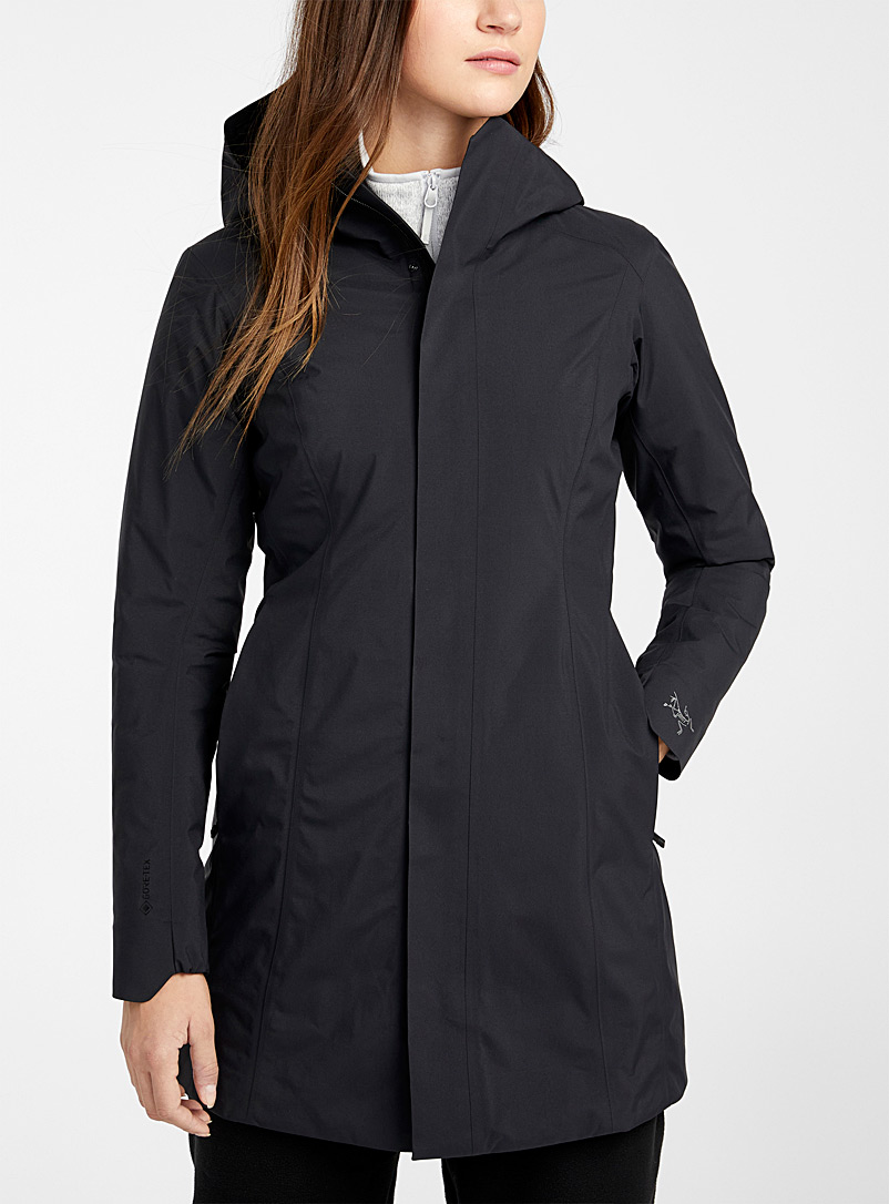 Arc'teryx Black Gore-Tex Durant coat  Regular fit for women