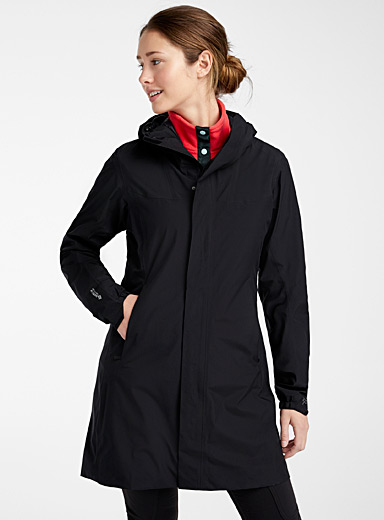 Solano breathable raincoat  Long fit
