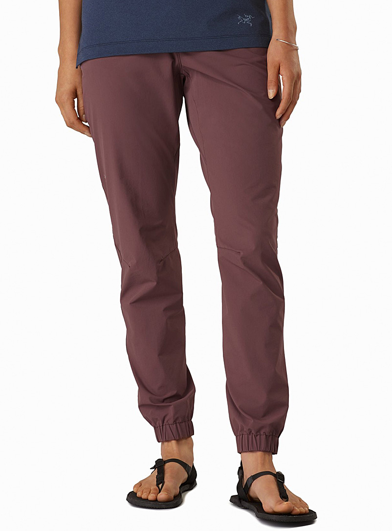 Arc'teryx Medium Brown Serres multifunctional pant for women