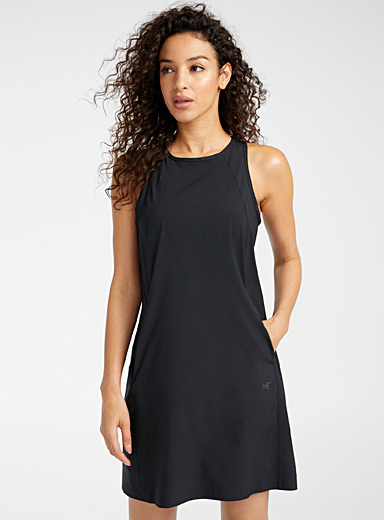 Contenta straight loose dress