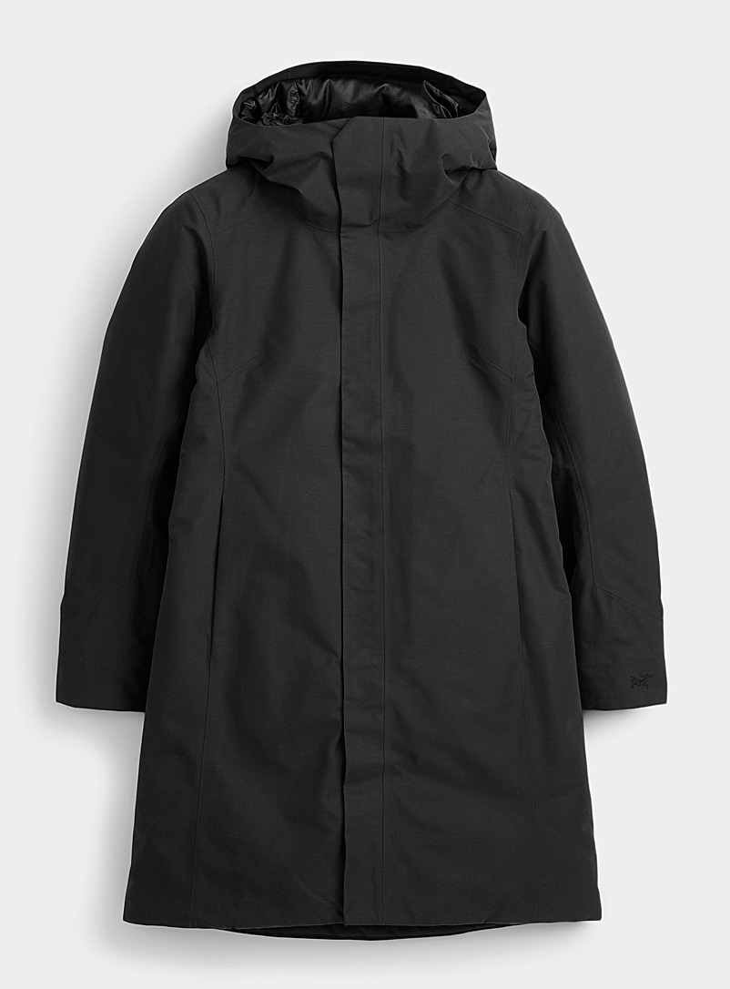 Patera insulated parka  Long regular fit
