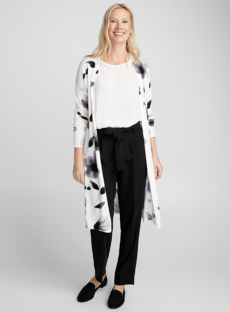 charcoal-floral-open-cardigan