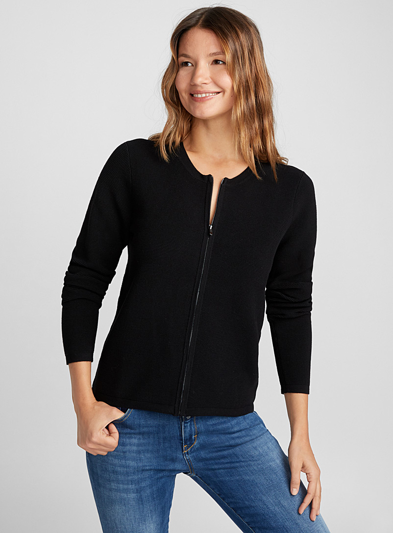 le-cardigan-zip-tricot-ottoman