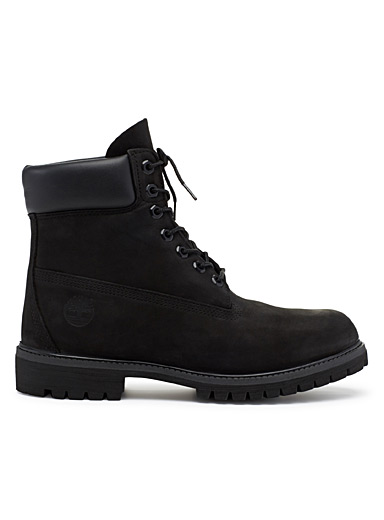 6-inch iconic boots  Men