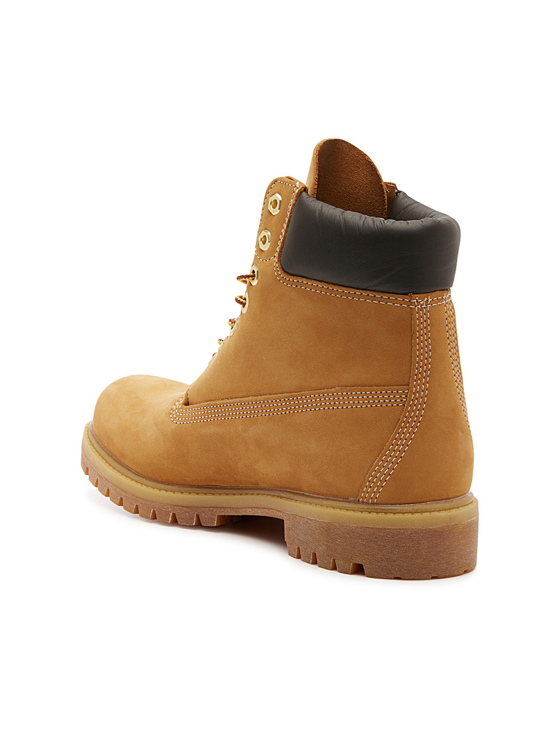 Premium 6&quote; boots - Boots - Fawn