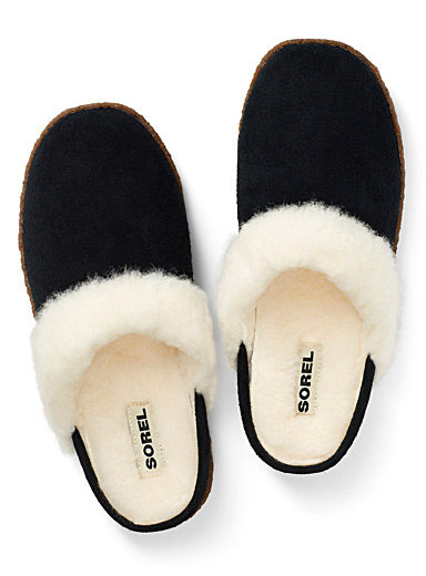 Nakiska II slide slippers