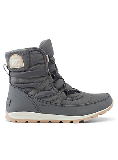 Whitney quilted boots <br>Women