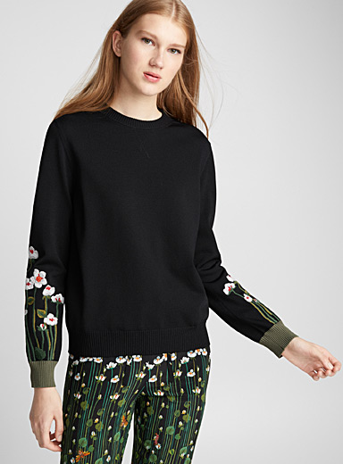 Garden of Metamorphosis sweater