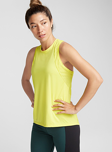 Durable mesh training tank