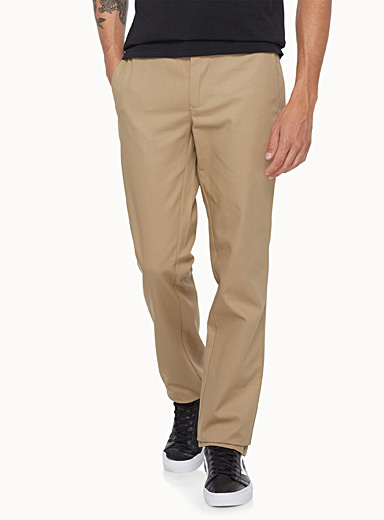 Le pantalon workwear <br>Coupe étroite