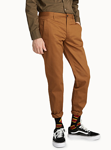 Le pantalon workwear  Coupe étroite