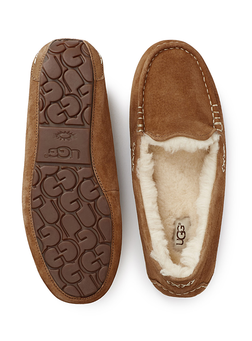 Ansley moccasin - Slippers - Fawn