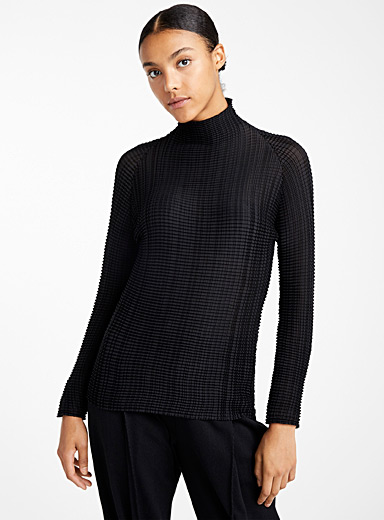 Le pull Wooly Pleats