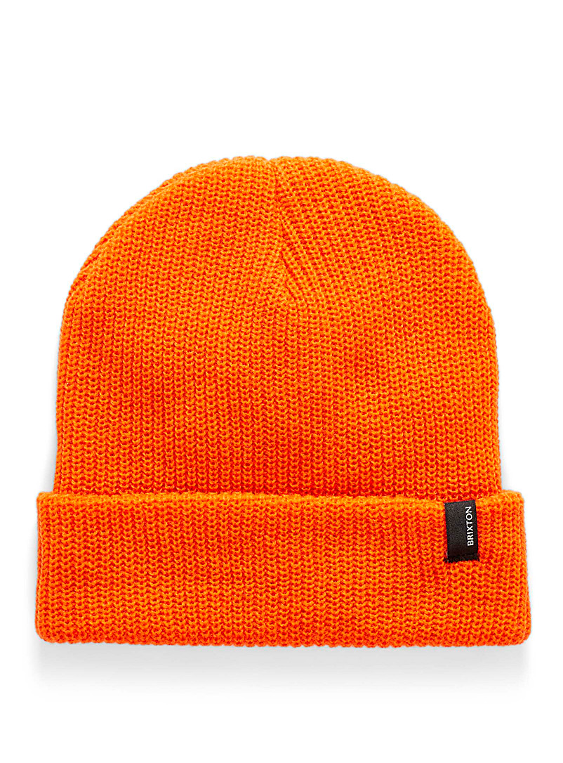 Heist ribbed tuque