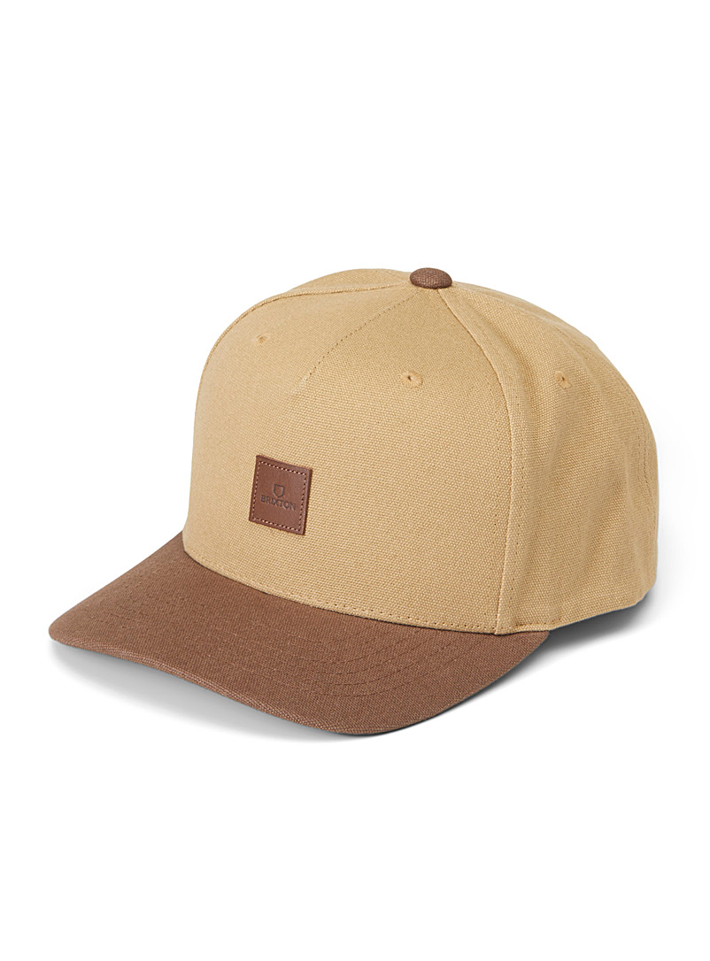 Brixton Fawn Alpha cap for men