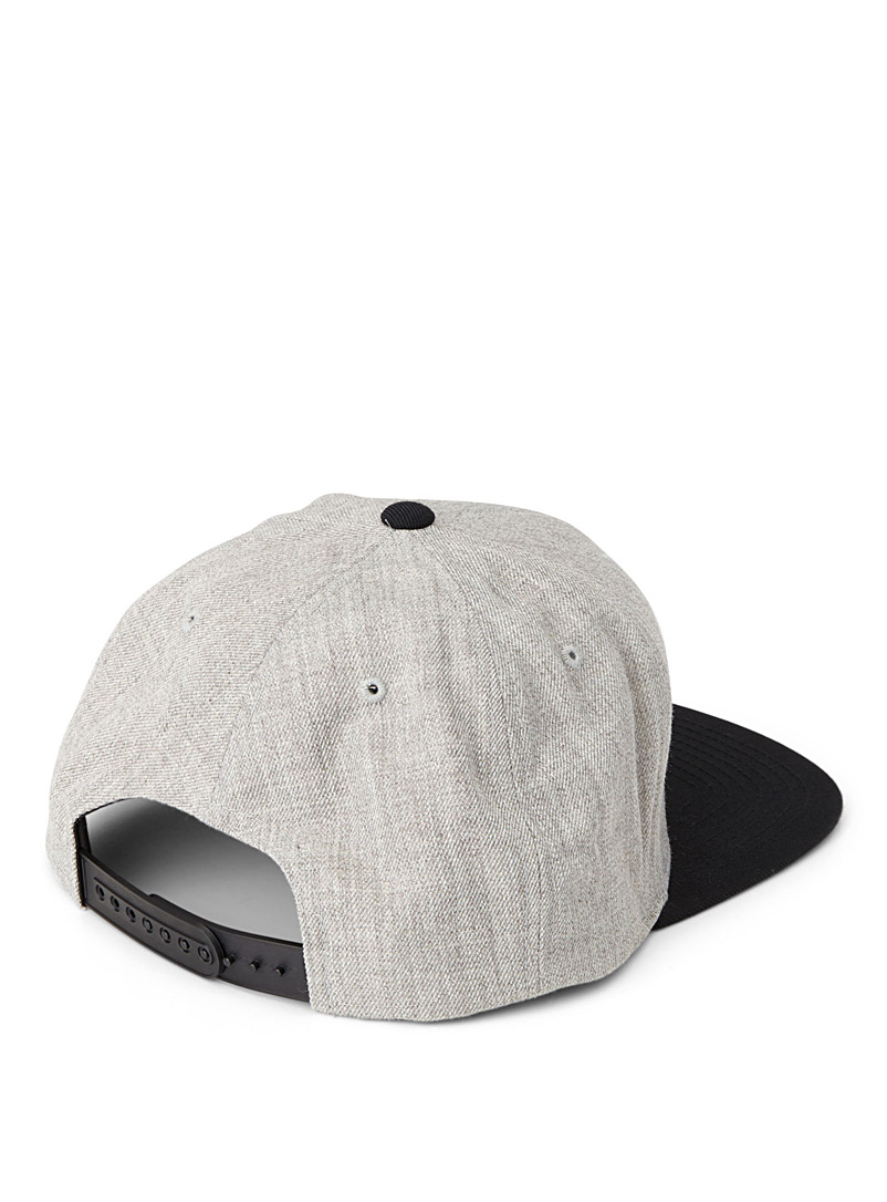 Oath III logo cap - Caps - Light Grey