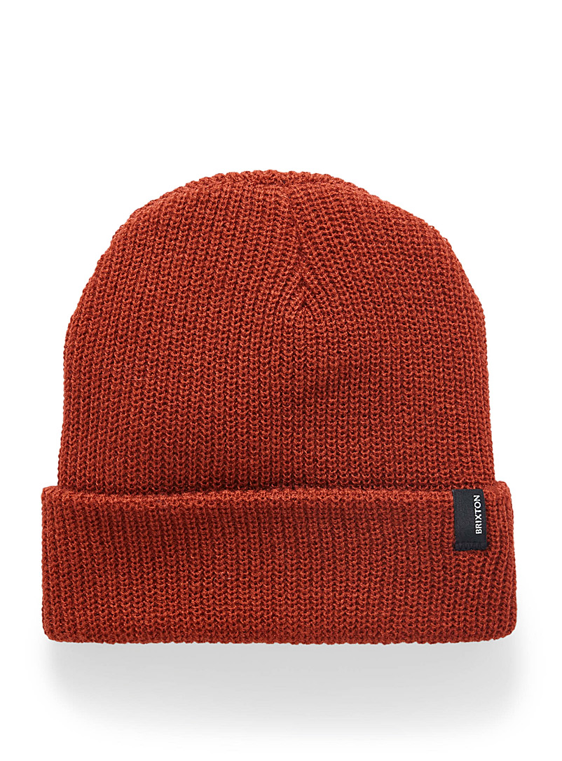 Brixton Coral Heist tuque for women
