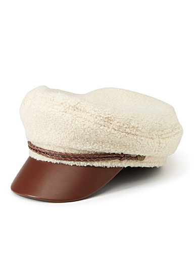 Sherpa sailor cap