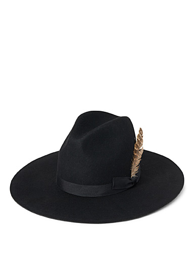 Crossroads large fedora