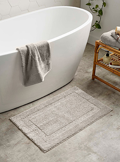 Simons Maison Light Brown Plush bath mat  50 x 80 cm