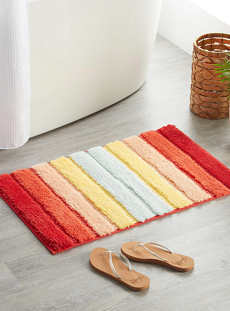 Sunrise sky bath mat  50 x 80 cm - Printed - Assorted