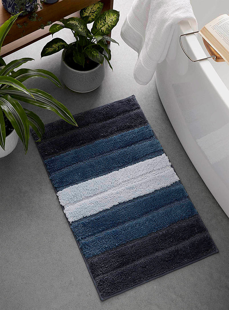 Simons Maison Assorted Heather shade bath mat  50 x 80 cm