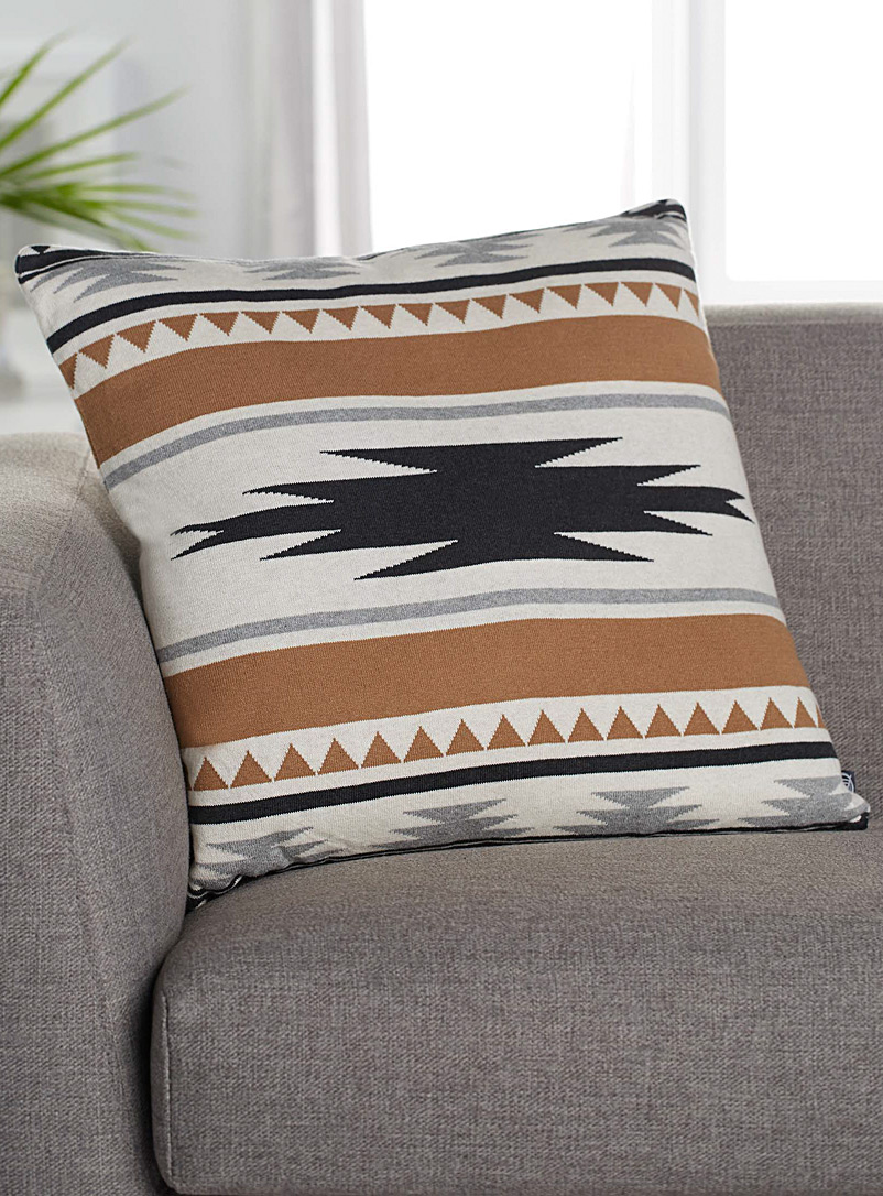 Kilim jacquard cushion  50 x 50 cm - Printed - Assorted